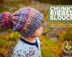 Knitted Chandelier Earrings Pattern Knit Hat Pattern Etsy