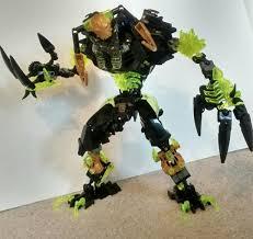 umarak the destroyer revamp lego creations the ttv message