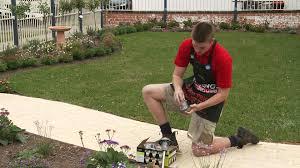 how to install garden lights how to install solar garden lighting diy at bunnings youtube