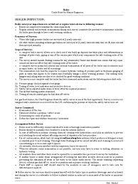 boiler operation engineer study guide boiler survey u0026 const docshare tips