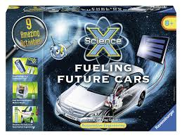 future cars amazon com ravensburger science x fueling future cars science