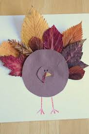 top 32 easy diy thanksgiving crafts youngsters can make 2015