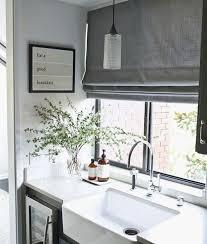 Ideas For Kitchen Window Treatments Kitchen Window Curtains Free Home Decor Oklahomavstcu Us