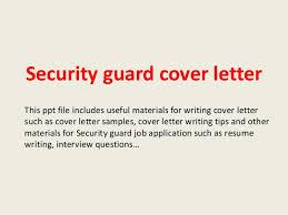 security guard cover letter 1 638 jpg cb u003d1393580670