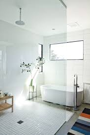 Dwell Bathroom Ideas Interior Comely Image Of White Dwell Magazine Bathroom Decoration
