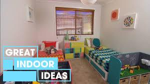 diy kids room makeover indoor great home ideas youtube