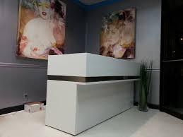 White Salon Reception Desk White Salon Reception Desk Cool Ideas Salon Reception Desk