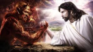wallpaper background jesus christ anime hell devil digital art religion artwork jesus christ hd