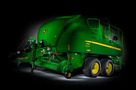 new highly productive large square balers from john deere
