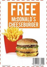 food coupons coupons fast food restaurants