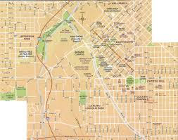 Colorado Maps by Map Denver Colorado My Blog