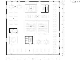 gallery of zollverein of management and design sanaa 19