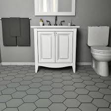 merola tile hexatile matte gris 7 in x 8 in porcelain floor and