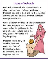 deborah in the bible women of the bible pinterest bible