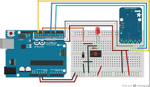 wireless relay with arduino the cc3000 wifi chip