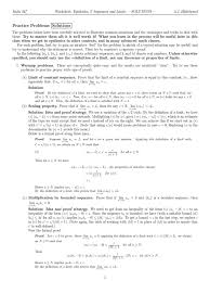 epsilon ics 1 sol real number sequence
