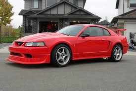 future ford cars the ford mustang cobra r is one mean future classic