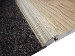 solid oak wood to carpet threshold door moulding door bar