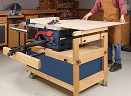 table saw station plans 29 original table saw workbench woodworking plans egorlin com