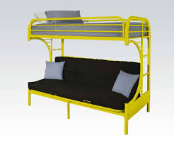Bunk Bed With Futon On Bottom Ikea Bunk Beds With Futons On The - Full size bunk bed with futon on bottom