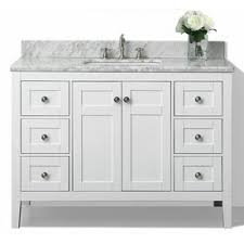 shop bathroom vanities with tops at lowes com