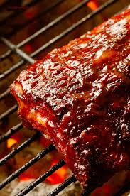red wine barbecue pork ribs easy and delish