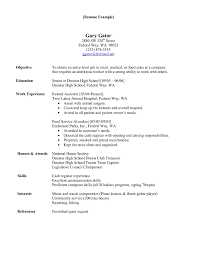 veterinary assistant resume exles comfortable resume exles for veterinary assistant images
