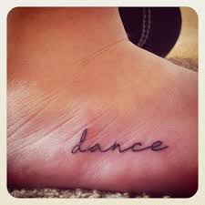lovely dance dancer tattoo tattoomagz