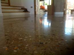 interior polished concrete floors designs and colors modern