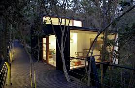 designed by unarquitecture this lofted retreat can be found in a