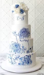 2017 wedding cake trends rustic wedding chic