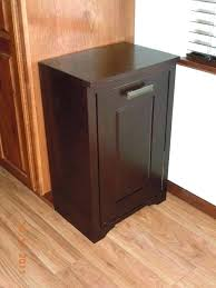 simplehuman in cabinet trash can under sink trash can pull out double waste bin cabinet from under
