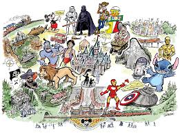 gaze into a crystal ball what will disneyland look like at 100