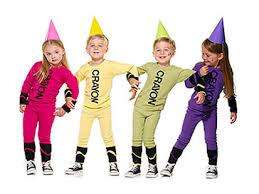 Crayon Costume Easy Cheap Halloween Costume Ideas For Kids Abc News