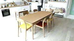 table de cuisine cdiscount table et chaise table de cuisine vintage astuces chiner cuisine