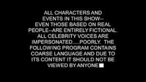 disclaimer disclaimer south park archives fandom powered by wikia