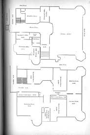 Sorority House Floor Plans Old Administration Building Rod Library