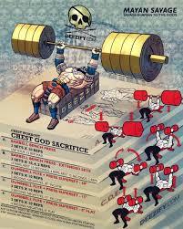 Rep Chart For Bench Press Best 25 Bench Press Workout Ideas On Pinterest Bench Press