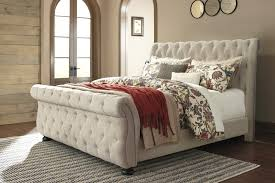 Interior Design Uph Willenburg King Uph Bed B643 76 78 99 Complete Beds