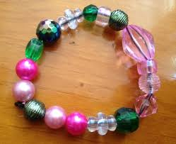beaded bracelet make necklace images How to make a bracelet diy bracelet kids bracelet kids jpg