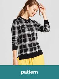 Plaid Cardigan Womens Women U0027s Sweaters Target