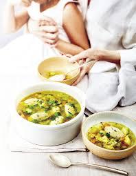 comment cuisiner les quenelles potage aux légumes et quenelles de volaille pour 4 personnes