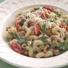 fusilli with italian sausage arugula recipe eatingwell