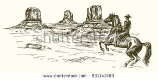 cowboy horse stock images royalty free images u0026 vectors