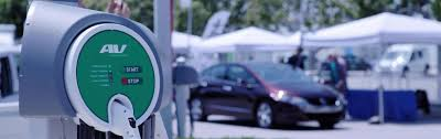 ev solutions electric vehicle chargers for your business