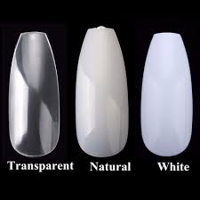 compare prices on clear tips nails online shopping buy low price