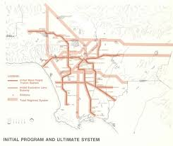 Metro Los Angeles Map by What Makes This Westside Subway Proposal Different From All The