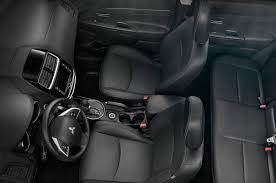 2017 mitsubishi outlander sport interior comparison mitsubishi outlander sport 2016 vs jeep renegade