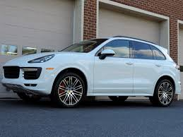 porsche sport 2016 2016 porsche cayenne turbo stock a88808 for sale near edgewater