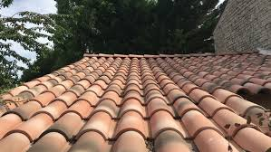 Mediterranean Roof Tile Mediterranean Roof Tiles In Time Lapse Stock Footage Video